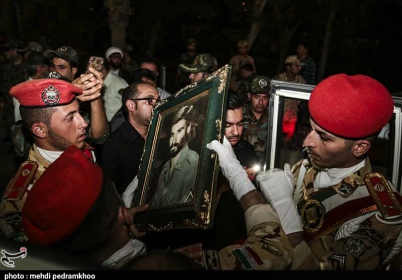 غیبت 37 ساله سرباز وطن پایان یافت؛ استقبال لشکر 92 زرهی از ارتشی قهرمان