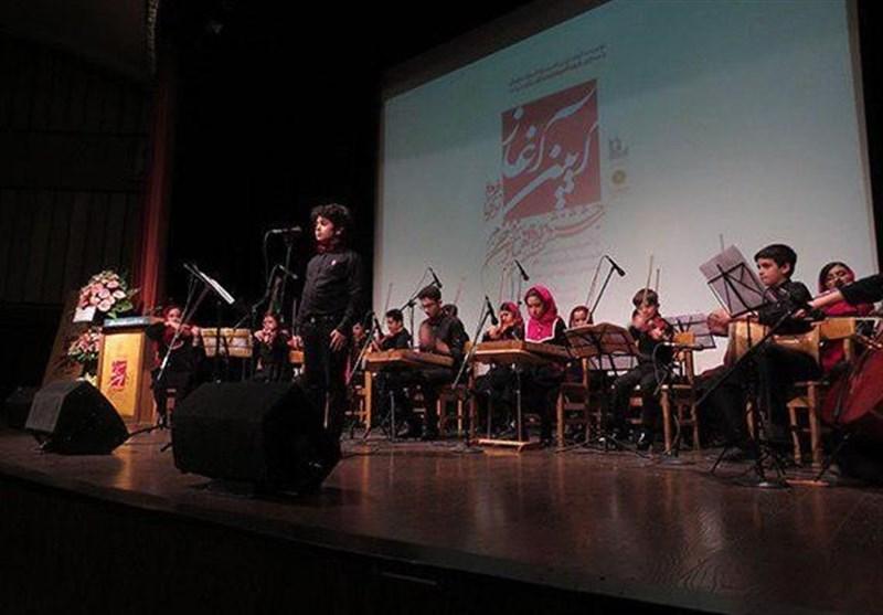 زنگ آغاز ششمین جشنواره موسیقی نوای خرم به صدا درآمد