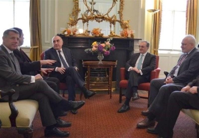 گزارش تسنیم|ایالات متحده، جمهوری آذربایجان و ارمنستان: از مناقشه قره باغ تا تحریم های ایران