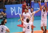 لیگ ملتهای والیبال| ملیپوشان ایران، تماشاگر روز نخست مرحله نهایی