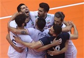 Iran Volleyball to Start Olympic Qualifying Tournament on Friday