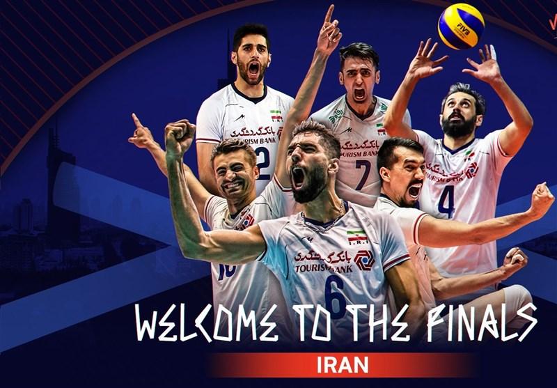 Iran Qualifies for 2019 VNL Final Six
