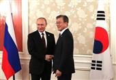 اوضاع شبه جزیره محور مذاکرات روسای جمهوری روسیه و کره جنوبی