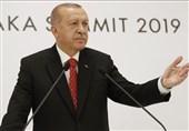 اردوغان: اقدام آمریکا در عدم تحویل جنگندههای اف-35 مصداق دزدی است