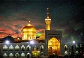 مشهدالرضا(ع) غرق در سرور؛ خیل عظیم زائران در حرم منور رضوی حاضر هستند
