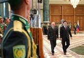 روسیه به دنبال گسترش همکاریها با ترکمنستان