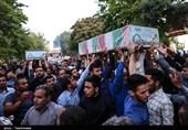 پیکر2 شهید مدافع حرم در قم تشییع و به خاک سپرده میشود