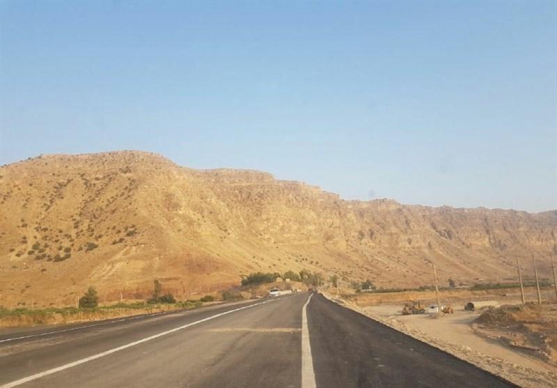 بهرهبرداری از پروژهآزاد راه اراک - خرمآباد؛جاده جدید پلدخترکلنگزنی میشود
