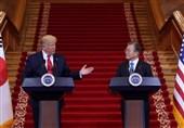 ترامپ: درباره کره شمالی عجله ندارم، تحریمها برقرار هستند
