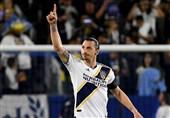 ابراهیموویچ پس از رکوردشکنی در آمریکا: من بهترین بازیکن تاریخ MLS هستم و شوخی هم ندارم