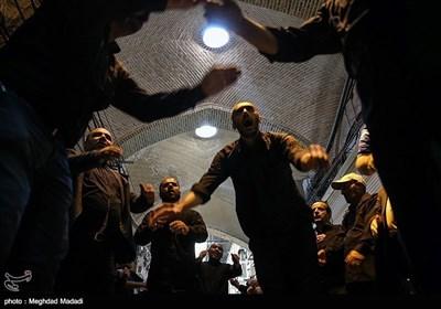 تہران میں شہادت امام صادق علیہ السلام کی مناسبت سے عزاداری کے مراسم