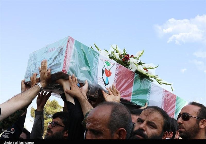 اردبیل| پدر شهید بدریدعوت حق را لبیک گفت
