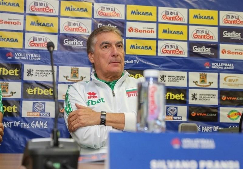 قرارداد سرمربی تیم ملی والیبال بلغارستان تمدید شد