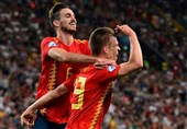 فوتبال جهان| اسپانیا قهرمان رقابتهای زیر 21 سال اروپا شد