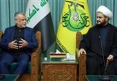 الکعبی: امنیت عراق در اولویت است/ العامری: باید در منطقه صلح پایدار برقرار کنیم