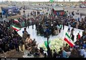 استان مازندران به عطر شهدای دفاع مقدس معطر شد