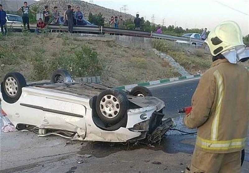 بیشترین آمار تصادفات استان مرکزی مربوط به محورهای مواصلاتی ساوه است