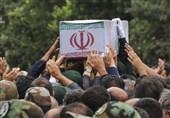مراسم وداع با پیکر شهید مدافع وطن «جعفری» در ساری برگزار میشود