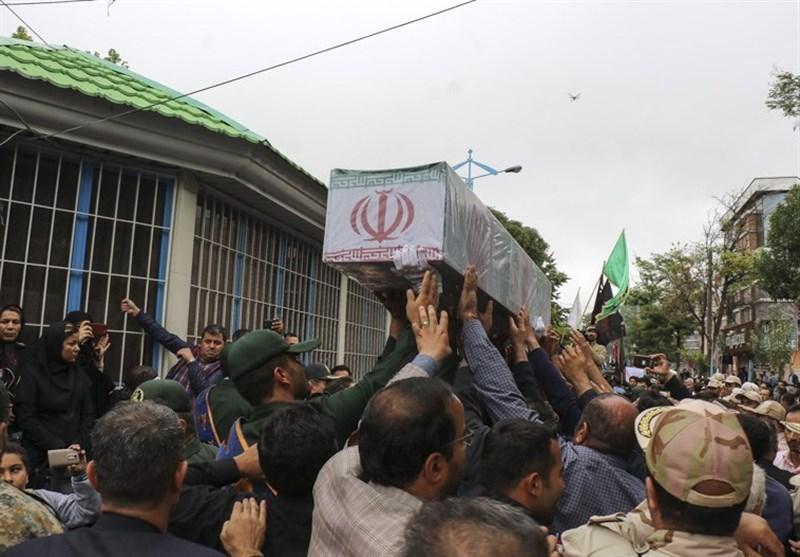 کرمانشاه| جانباز 70 درصد «نیازعلی اشرفآبادی» به همرزمان شهیدش پیوست