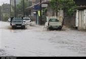 هشدار سیلابهای ناگهانی و آبگرفتگی در برخی استانها
