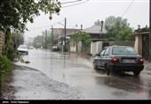 پیش بینی 5 روز بارانی برای 8 استان