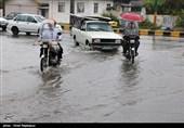 پیش بینی رگبار باران در برخی استانها/ ماندگاری هوای گرم تابستانه تا آخر هفته