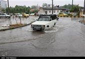 شدت و مکان بارش به دلیل تغییرات اقلیمی تغییر کرده است