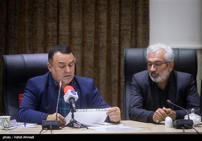 سید حسن رضوی مدیر عامل شرکت آب منطقهای استان تهران