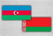 سفر وزیر دفاع جمهوری آذربایجان به بلاروس