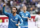 فوتبال جهان| فسخ قرارداد کاپیتان سابق یوونتوس با زنیت سنپترزبورگ