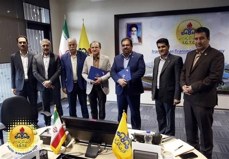 تفاهم نامه تبادل فیبرنوری بین مخابرات، گاز و نفت امضا شد