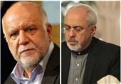 واکنش سخنگوی وزارت خارجه به اختلافات ظریف و زنگنه