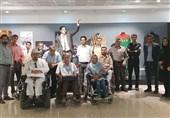 بازدید اعضای جامعه معلولین از موزه ملی ورزش، المپیک و پارالمپیک