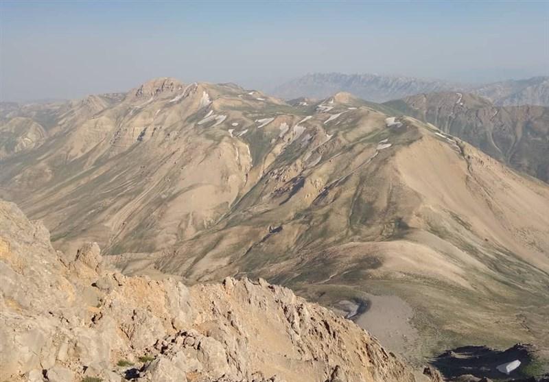 « رشته کوه دنا» نگین سبز جنوب در کهگیلویه و بویراحمد+ تصاویر