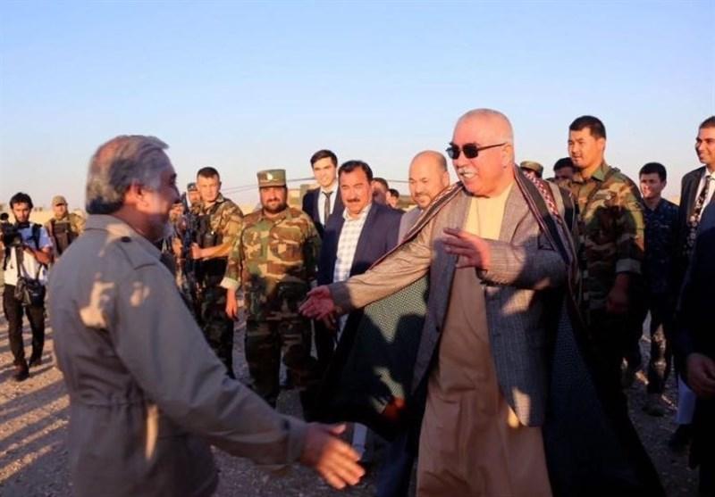 افغانستان|معاون اول «اشرف غنی» و همکاری در تشکیل حکومت موازی به رهبری «عبدالله»