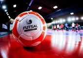 Iran Futsal Team Still Third in World Ranking