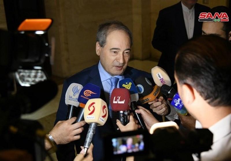 دمشق: با جداییطلبان مورد حمایت اسرائیل مذاکره نمیکنیم