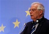 دخالت مسئول سیاست خارجی اتحادیه اروپا در امور داخلی ایران
