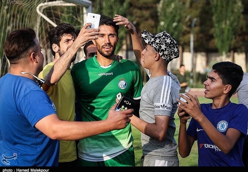 برومند: حسینی نیاز دارد یک دروازهبان با او رقابت کند/ عدم حفظ رحمتی سیاست غلط باشگاه بود
