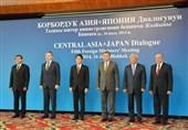 گزارش تسنیم  نگاهی به رویکردهای نوین ژاپن و آسیای مرکزی