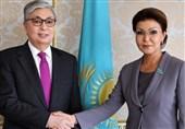 دیدار توکایف و نظربایوا در خصوص فعالیتهای سنا