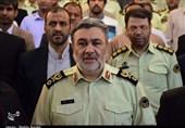 سردار اشتری در مشهد: خدمت صادقانه و حضور مقتدرانه در ماموریتها دو شاخصه اصلی پلیس است