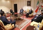 دیدار سفیر ترکیه با صالحی امیری