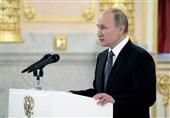 پوتین: روسیه به برقراری صلح و دولتی مستقل در افغانستان کمک میکند