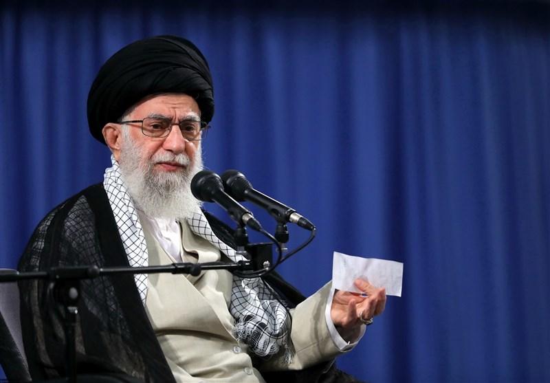 امام خامنهای: جمهوری اسلامی دزدی دریایی انگلیس خبیث را بیجواب نمیگذارد