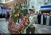 تجدید میثاق روحانیون حج تمتع98 با آرمان های امام خمینی(ره)