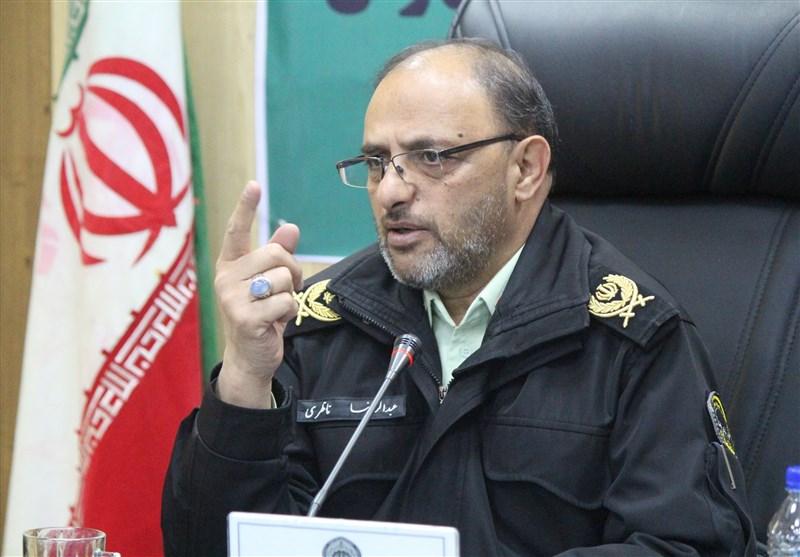 پلیس کرمان مقابله با مفاسد در فضای مجازی را با جدیت دنبال میکند