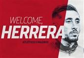 فوتبال جهان  اتلتیکو مادرید «هررا» را به خدمت گرفت