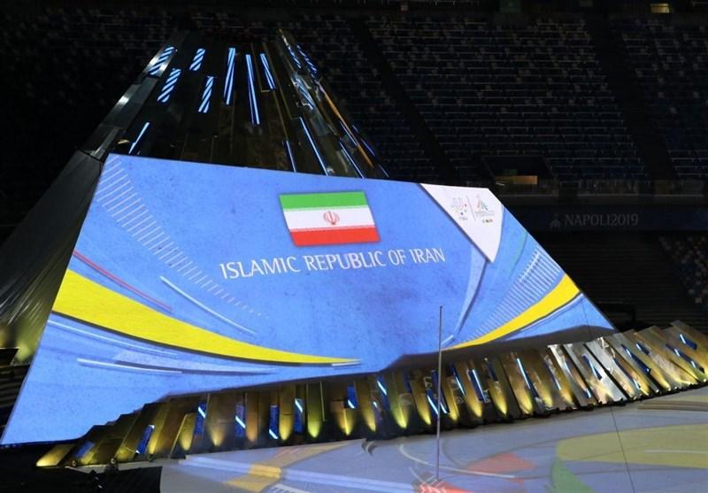 یونیورسیاد 2019 ایتالیا| صعود دو پلهای کاروان ایران با مدال نقره تفنگ+ برنامه بازیهای امروز