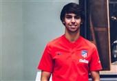 فوتبال جهان| ژوائو فلیکس راهی اتلتیکو مادرید شد